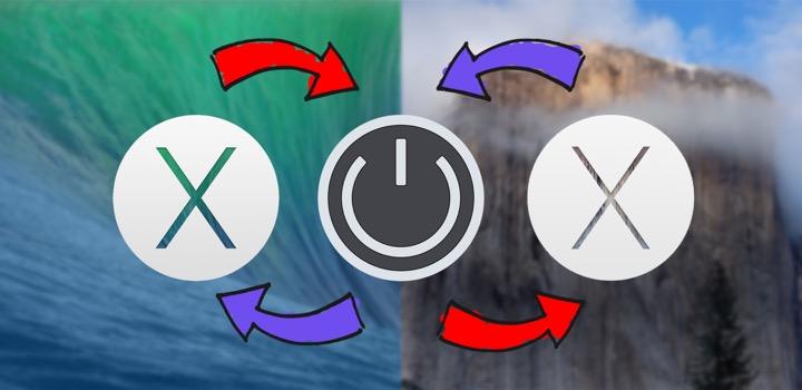 RebootToHDD - Cómo Cambiar Rápidamente entre Mavericks y la beta de Yosemite