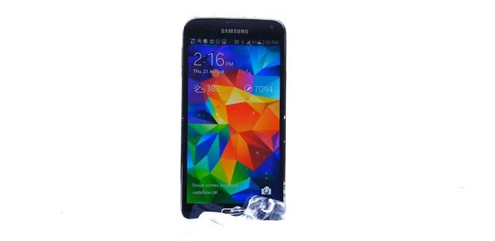 Samsung Sigue Haciendo de las Suyas
