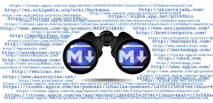 SearchLink - Una Gema para Enlazar en Markdown