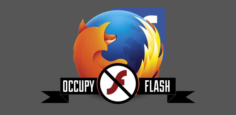 Firefox Bloquea Flash