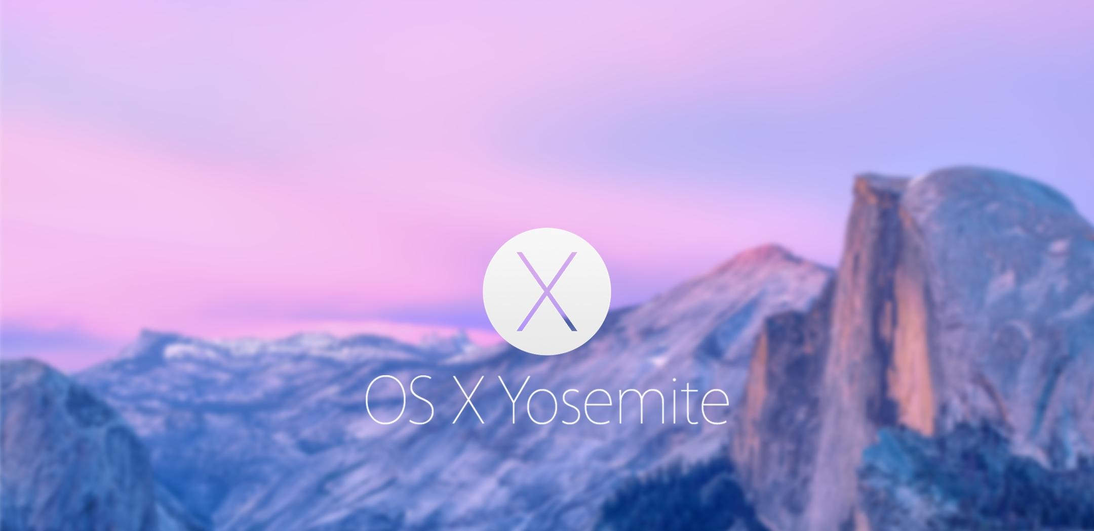 Wallpapers OS X Yosemite