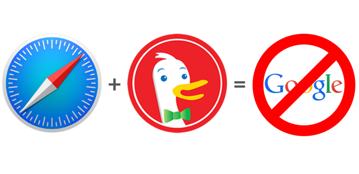 DuckDuckGo y la Guerra Apple vs. Google