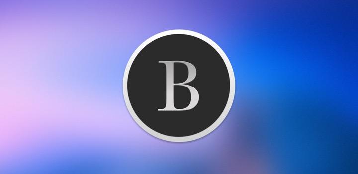 Iconos OS X Yosemite: Byword