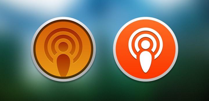 Iconos OS X Yosemite: Instacast
