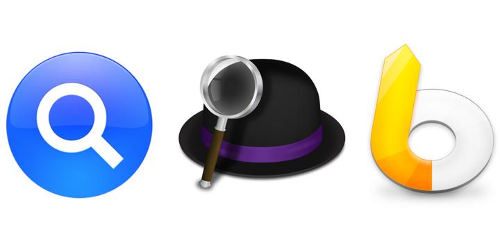 Spotlight, Alfred y LaunchBar - Lanzadores de Aplicaciones para Mac