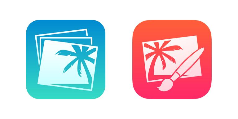 iPhoto VS Pixelmator