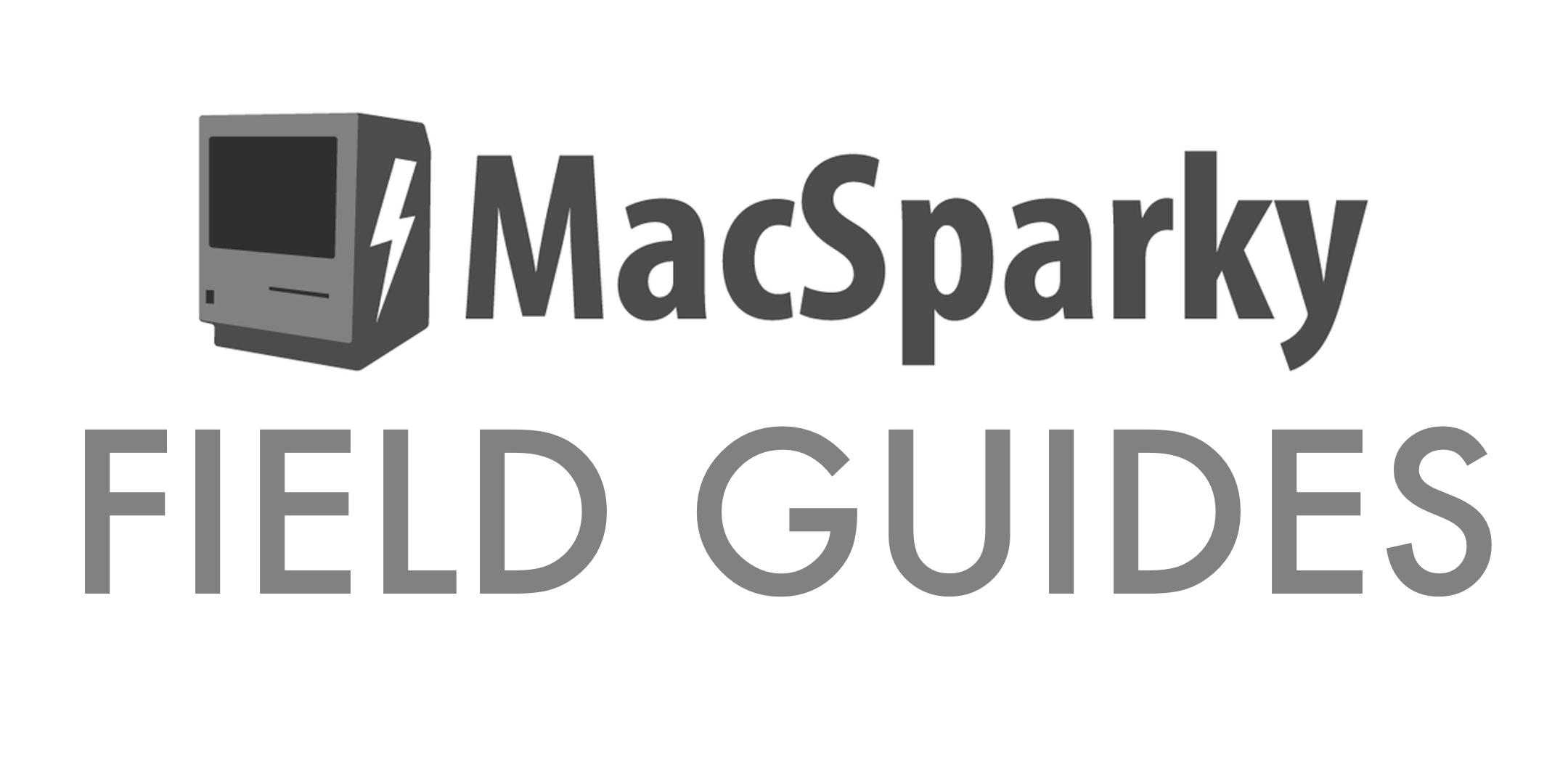 Las Guías MacSparky